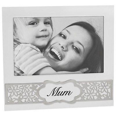 Fiducioso Nuova Mum Margherite Sentimento Cornice 6 X 4 Compleanno, Le Madri Giorno, Natale 72722- Nuove Varietà Sono Introdotte Una Dopo L'Altra