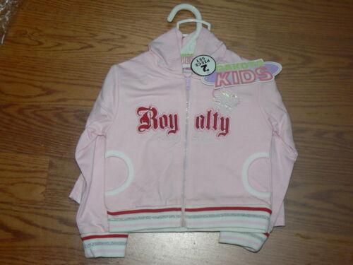 Dakota Kids 2 Piece Set Toddler Girl/'s Size 3T Pink Hoodie Sweatshirt Skrit