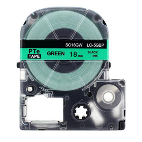 1PK Great Quality Compatible For Epson labelworks LW400 label Tape 18mm 8m