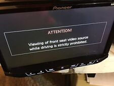 "Pioneer AVH-X4800BS 7"" DVD BLUETOOTH IN DASH RADIO"