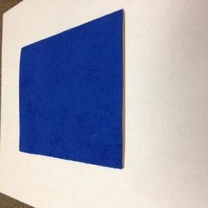 Poron-Urethane-Foam-FP301-1-16-inch-18-X-42-034-Blue-with-Blue-Suede