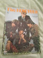HONEYBUS STORY SHEET MUSIC UK PSYCH POP I Cant Let Maggie Go More Folio