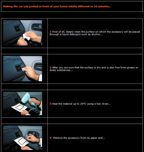 MERCEDES W906 SPRINTER INTERIOR DASH TRIM WOOD 40PCS 2006-UP