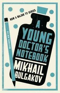 A-Young-Doctor-039-s-Notebook-by-Mikhail-Bulgakov-NEW-Book-FREE