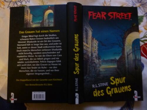 1 von 1 - Spur des Grauens von R. L. Stine Fear Street Buch gebr