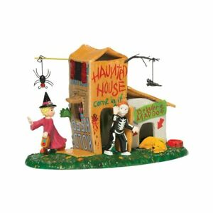 Department-56-Snow-Village-Halloween-034-Come-In-If-You-Dare-034-Retired