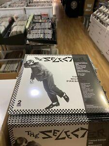 "The Selecter LP Too Much Pressure 40 Anniversary Clear Vinyl + 7 "" Versiegelt"