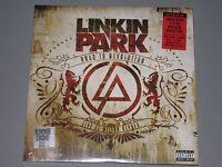 Linkin Park Road To Revolution 2 Lp Colored Vinyl + Free Dvd Rsd 2016 Sealed