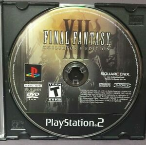 Final-Fantasy-Collectors-XII-Sony-Playstation-2-PS2-Game-Lot-Tested-Working