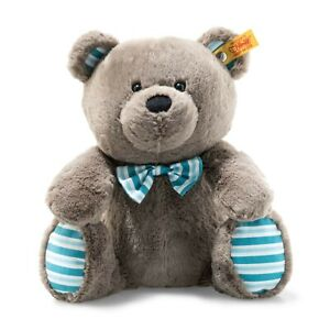 Steiff-113758-Soft-Cuddly-Friends-Boris-Teddybaer-29-cm