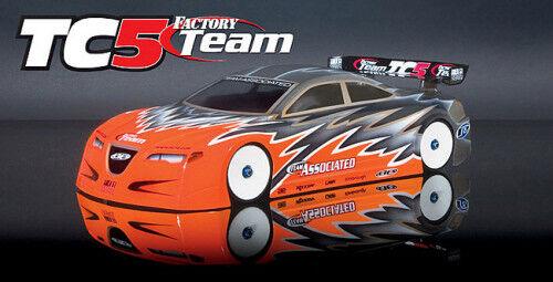 envío Gratuito equipo asociado 30103 Factory Team TC5 Kit 4WD