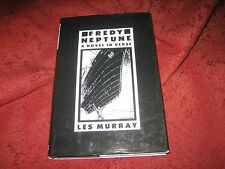 Fredy Neptune : A Novel in Verse by Les A. Murray (1999, Hardcover) 1ED