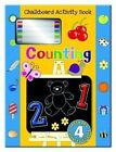 Chalkboard Activity Book - Counting: Chalkboard Learning Activity Book by North Parade Publishing (Hardback, 2014)