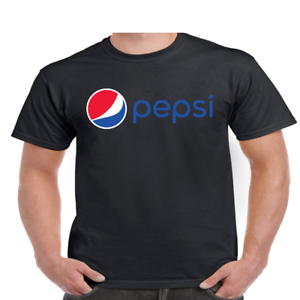 a5a0e201 Image is loading Pepsi-Logo-T-Shirt-Youth-and-Men-Sizes