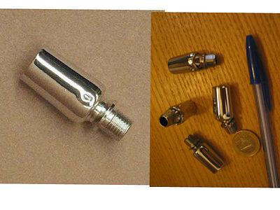 Tube Tige filetée creuse Ø10 mm lustrerie 50 cm lampe luminaire Matériaux *