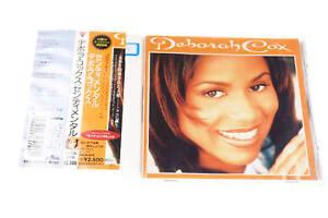 DEBORAH COX BVCA-678 JAPAN CD OBI A9178