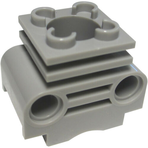 SELECT QTY /& COL NEW GIFT LEGO 2850b ENGINE CYLINDER without SIDE SLOTS