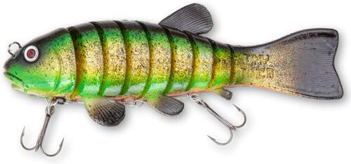Quantum Tiny Tinca Shad Gummifisch Schleie Gummi Hecht Köder Hechtköder Fisch