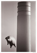 PINK FLOYD POSTER ANIMALS TOWER