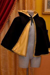 Abito-Teatrale-Mantellina-1700-cod-N107-Costume-Storico