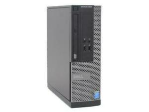 Dell OptiPlex PC 3020 SFF Intel Core i5 4th GEN 3.20GHz 8GB 1TB HDD Windows 10