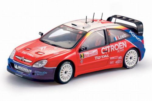 SUN STAR 1 1 1 18 CITROEN XSARA WRC RALLY MONTE CARLO LOEB 2004 4407 fa64cd