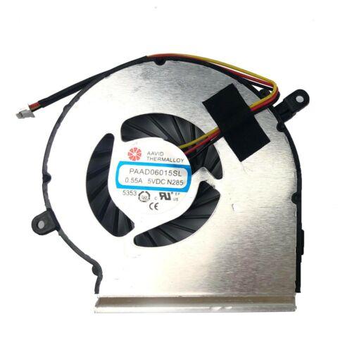 NEW CPU+GPU Cooling Fan for MSI GP62 6QG 6QF 6RF 2QE US Shipping 3Pin