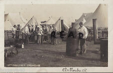 Soldier Group Cookhouse 12th Middlesex Rifle Volunteers Civil Service Rifles