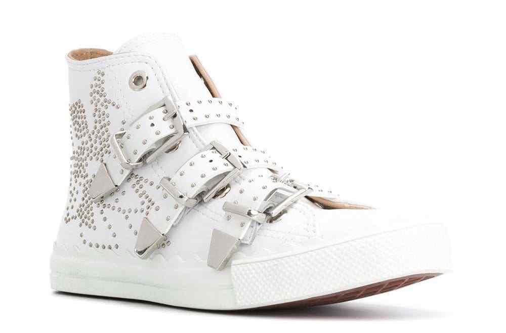 Chloe SCARPE DA DA DA DONNA Kyle High Top scarpe da ginnastica Susanna chc18s21091 Chloé 762a9b