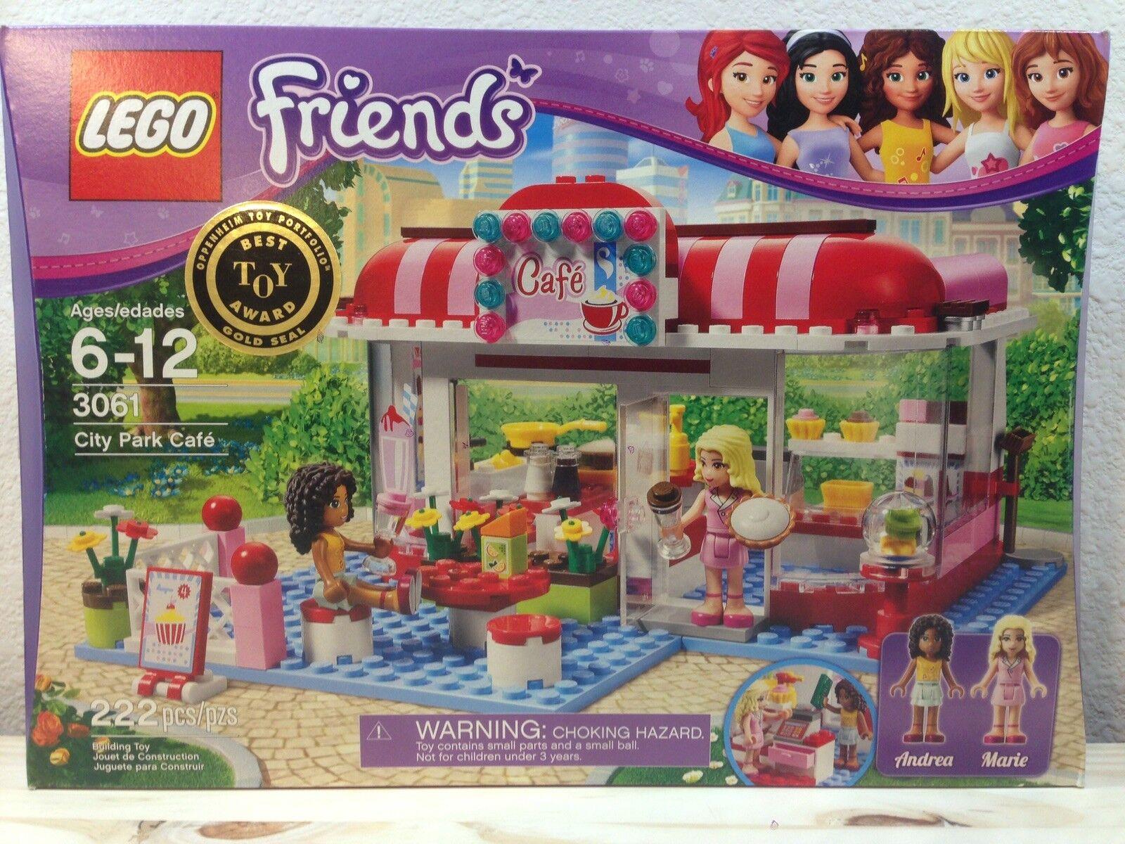 LEGO Friends Park Park Park Cafe (3061) 67b2e1