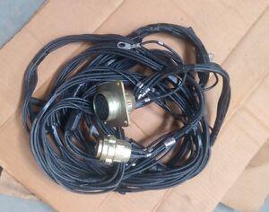 m35a2 rear wiring harness m35 2 5 ton m34 m36 m44 m109 m185 10896676 ebay