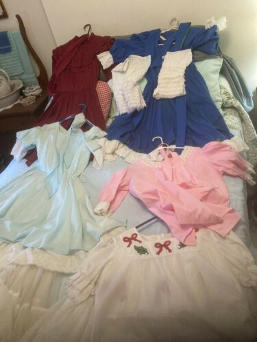 Vintage Square Dance Dresses Lot