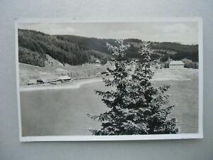 Ansichtskarte-Seebrugg-Schluchsee-Schwarzwald-Nr-626