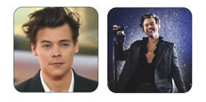 One Direction  Coaster Set  4 Piece Coaster Set  Harry Styles   Kitchen Decor Set Of 4 Coaster
