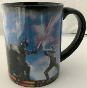 Star-Wars-Mug-Darth-Vader-vs-Luke-Skywalker-Jerry-Leigh-Light-Saber