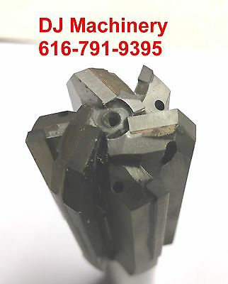 "CARBIDE 1-7//16/"" Ream Countersink deburr deburring Cutter Tool reamer tool USA"