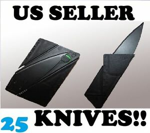 Bulk-Lot-of-25-Credit-Card-Knives-Pocket-QUICK-SHIPPING-TRACKING-SHARP-SAFETY-10