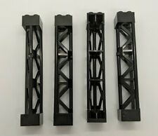 LEGO Träger schwarz Black Support 2x16x2 Girder Triangular Horizontal 30518