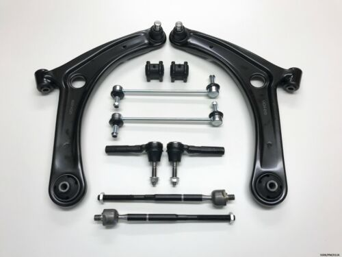 Front Suspension /& Steering Repair KIT Dodge Caliber 2007-2012 21MM SSRK//PM//012A