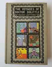 Dollhouse Miniature Replica of The Voyages of Doctor Dolittle ~ B067