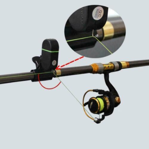 Elektronische Sea Fishing Rod Fische Led Bissanzeiger Ton Alarmgloc Lauter R6T6