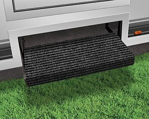 New Rv Step Rug 19 X 23in Wrap Around Mat Trailer Camper