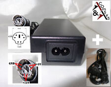Netzteil 12V 2A 2.5A 5V 2A 2.5A 3A Ext Festplatte HK DayFly IcyBox IB350 6Pin #U
