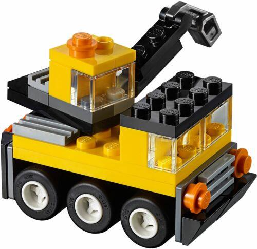 Bagged LEGO Creator Crane Model Build Polybag Set 40325