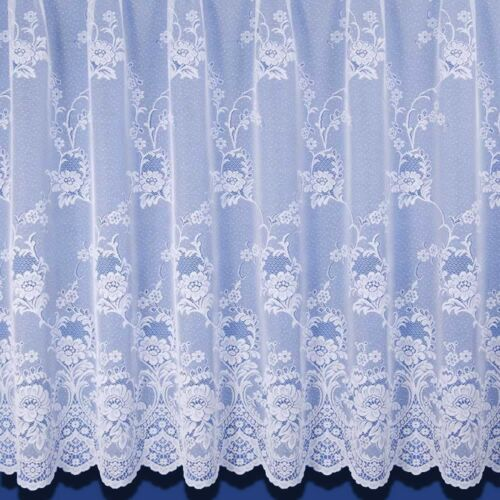 Sold By The Metre Choice Of 20 Great Value Premium Quality Net Curtains