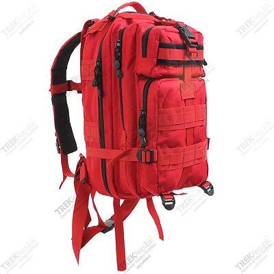 EMS BAG EMT BAG First Response Paramedic Medical Medium Transport Back Pack NWT