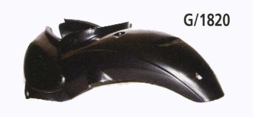 CODONE FACO non verniciato nero SCARABEO 50-100 FCG1820