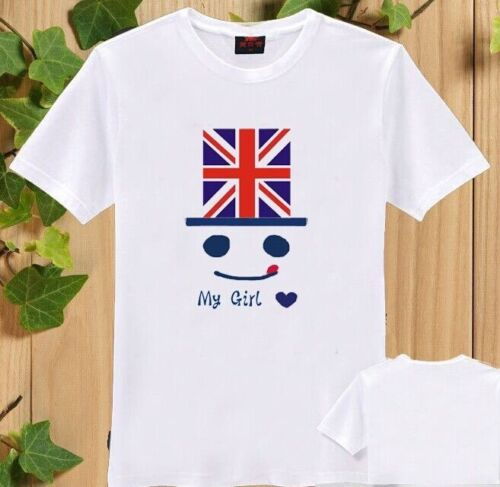 Anime UTA NO PRINCE SAMA T shirt.Kotobuki Reiji.My Girl.White Snowman.Cosplay