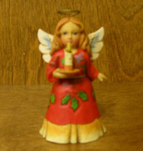 Jim-Shore-Heartwood-Creek-Minis-4053825-HOLLY-ANGEL-New-From-Retail-Store