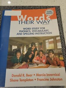 Words Their Way Fifth Edition w/Digital Online Resouces